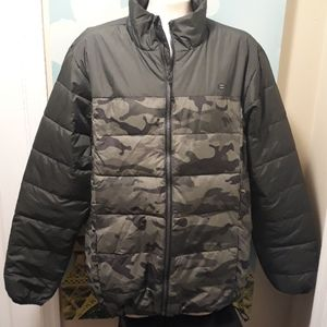 BillaBong Puffer jacket sz.XL